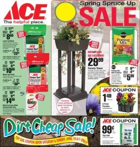 Ace Spring Spruce Flyer