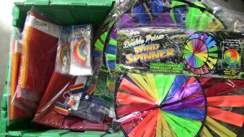 Capitol Pride merchandise