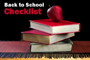 back to school checklist/ Carlos Porto photo