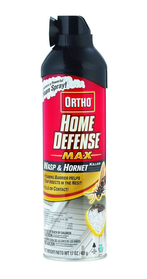 ortho wasp and hornet spray