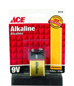 ace 9-volt battery