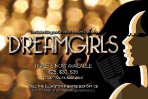 Dreamgirls Postcard