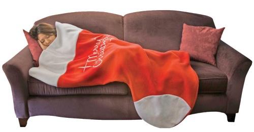 Gemmy Stocking Blanket