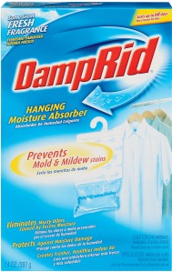 Damprid hanging moisture absorber