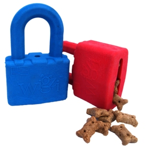lock n play dog toys