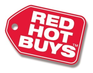 Red Hot Buys logo
