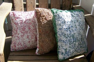 Handcrafted Pillows